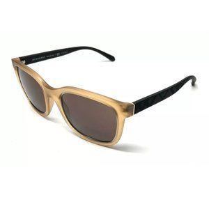 Burberry Men's Matte Light Brown Sunglasses!